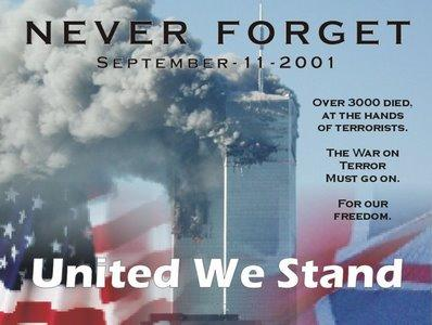 Searching for Strength and Reverence:  September 11th, 2001